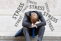 Suka Stres? Awas Tanda Anda Kekurangan Gizi