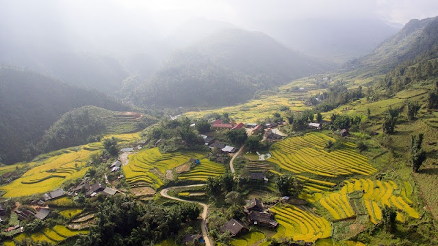 Sapa shines on the list of great destinations of Bold Outline