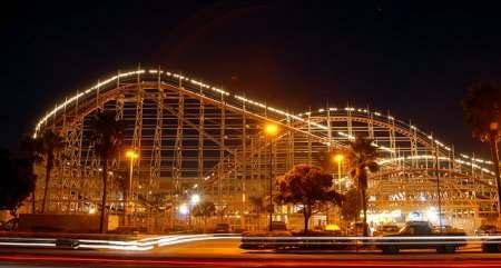 San-Diego-Belmont-Park-Roller-Coaster