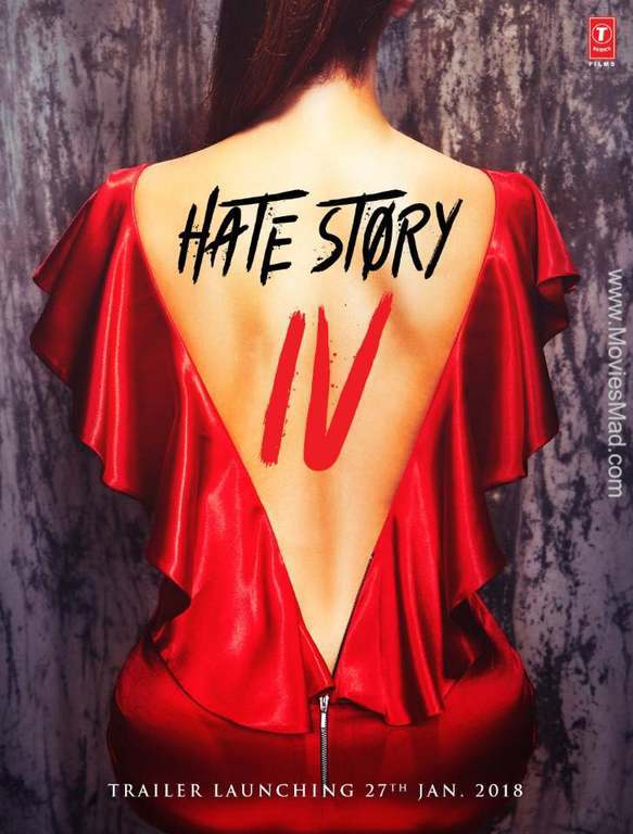 Hate Story 4 Official Poster