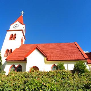 Igreja do Relógio: Igreja Luterana de Gramado