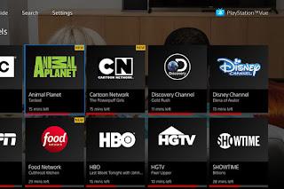 Die PlayStation Vue-Anwendungsdienste sind in der Apple TV-Anwendung verfügbar 2018
