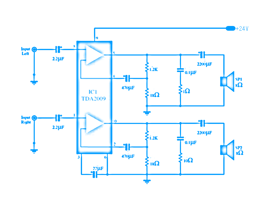 Class Ab Amplifier Curcuit With Pcb Layout Circuit Diagram Images