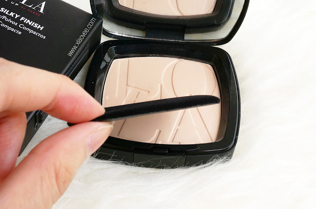 LOLA MAKEUP Matte Silky Finish Pressed Powder review, LOLA Makeup UK review