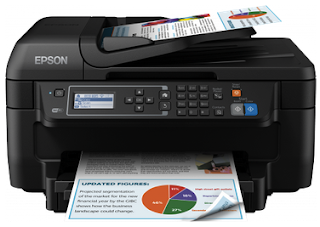 Epson WF-2750DWF Driver Free Download - Windows, Mac