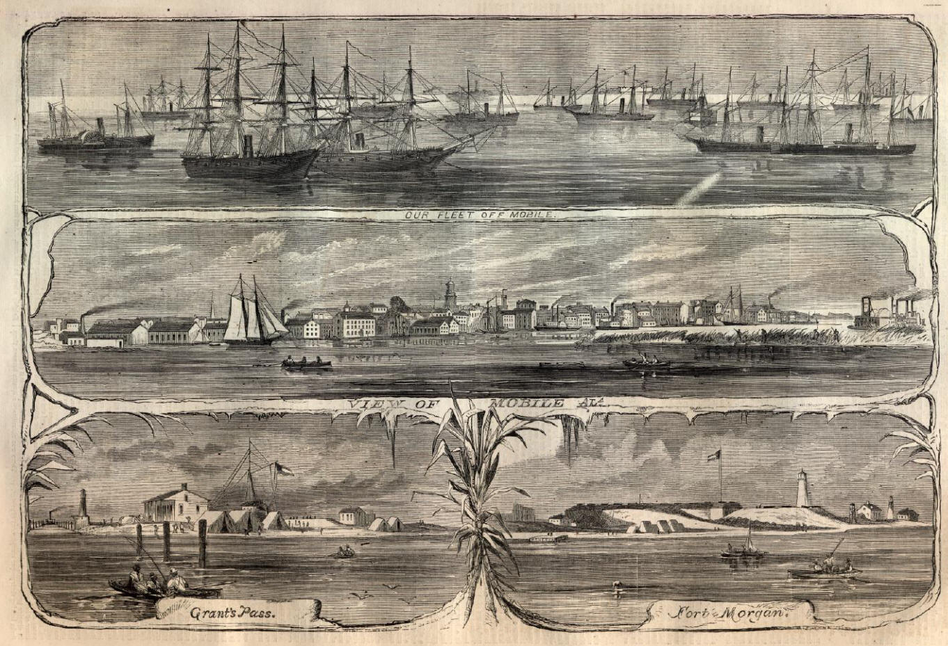Civil War Navy Sesquicentennial Mobile In The Confederacy