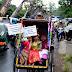Kampanye Ayo Sholat dan Karnaval Hari Karitini MI PGM