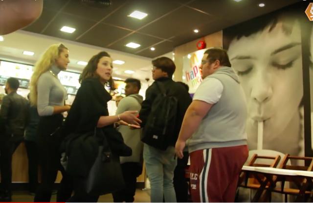 Experimento social obesidade
