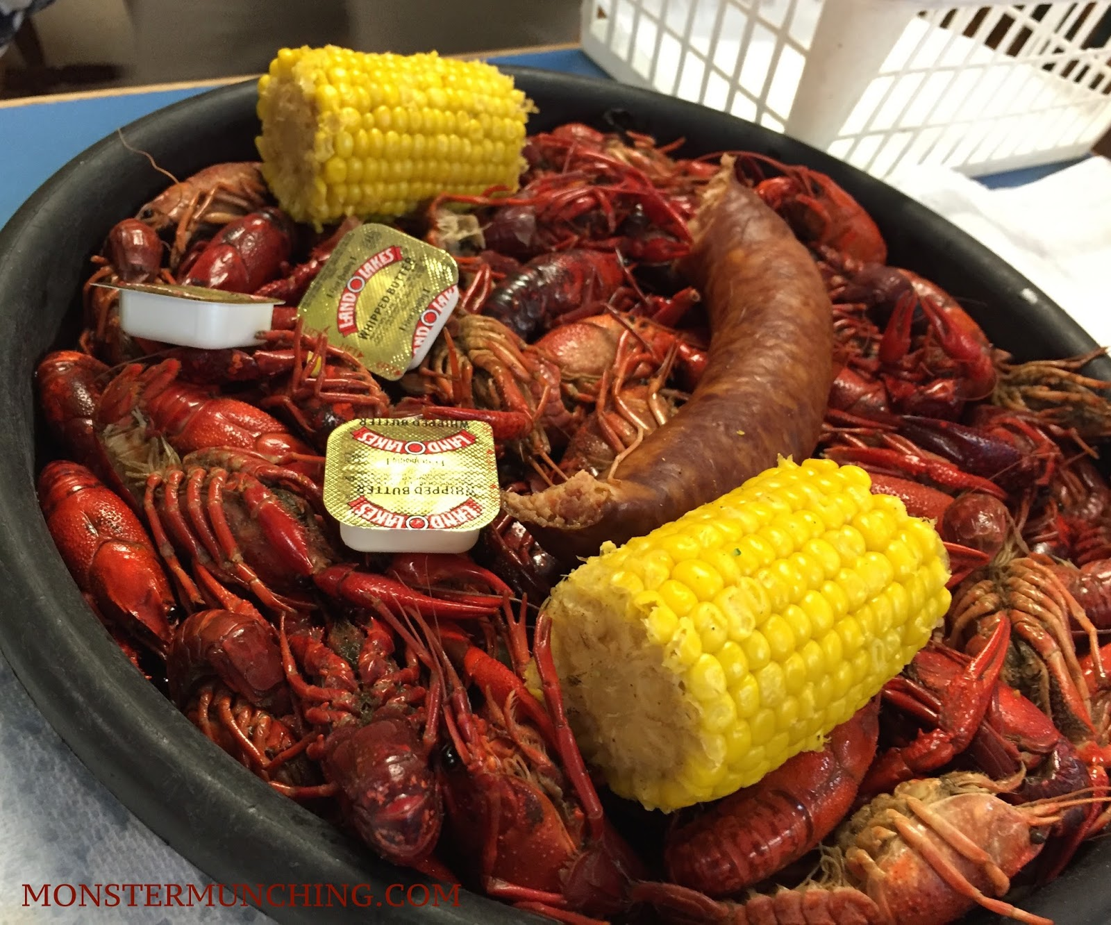 Monster Munching: Harbor Seafood in Kenner, Louisiana (a.k.a. The ...