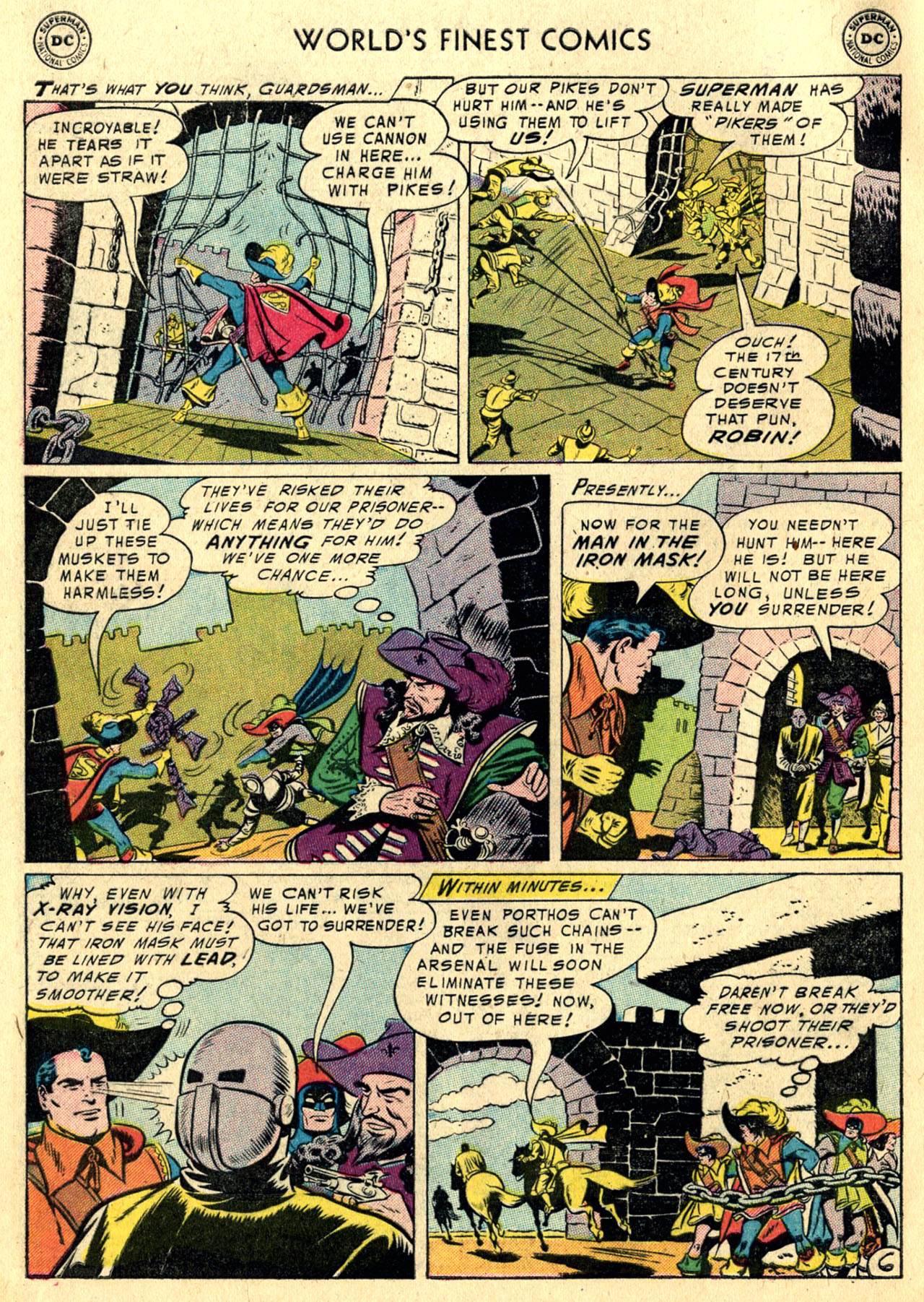 Read online World's Finest Comics comic -  Issue #82 - 8