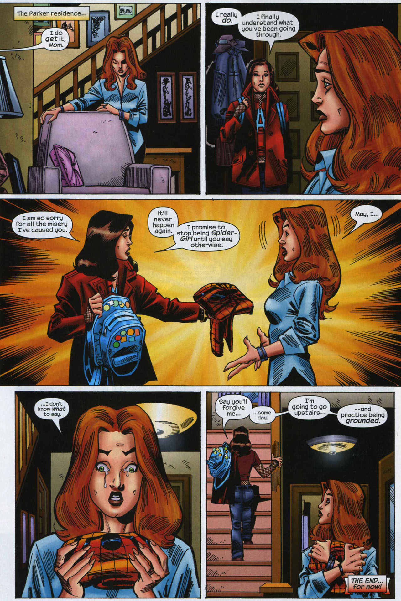 Read online Amazing Spider-Girl comic -  Issue #7 - 25
