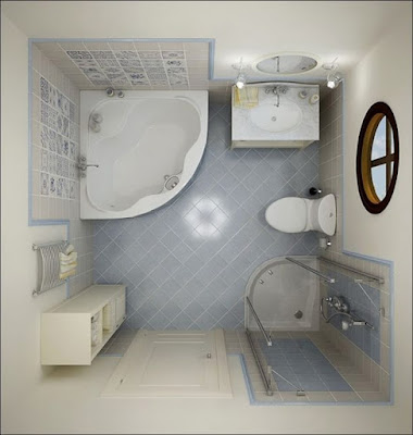 Setiap rumah niscaya membutuhkan kamar mandi 50 Desain Terbaik Kamar Mandi Minimalis Sederhana