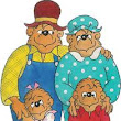 The Berenstein Bears: We Are Living in Our Own Parallel Universe