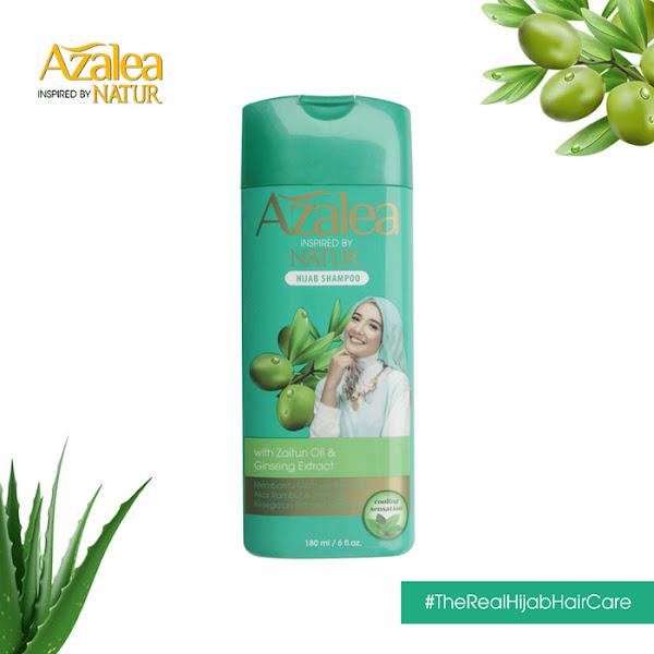 Review : Bikin Rambut Tetap Wangi dan Segar dengan Azalea Shampoo dan Azalea Hair and Body Mist