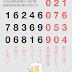 5、6月統一發票中獎號碼(105年)
