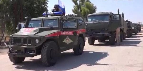Αιφνιδιαστικό ρωσικό ΣΟΚ στους Τούρκους