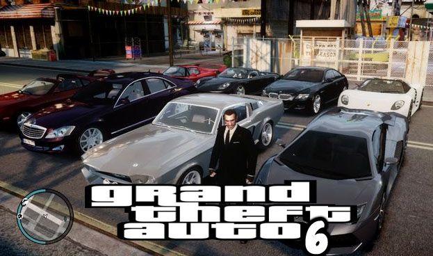 سرقة السيارات الكبرى 6) ¦¦ (GTA 6 (Grand Theft Auto 6 | قناة