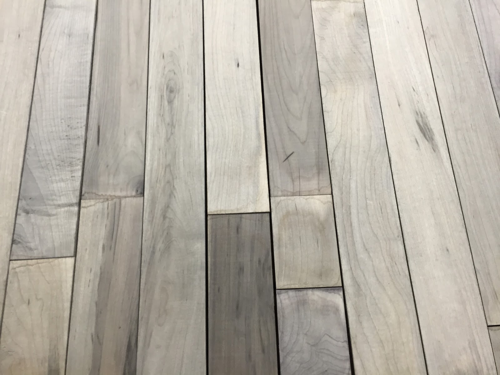 From Gardners 2 Bergers Diy Driftwood Hardwood Floors