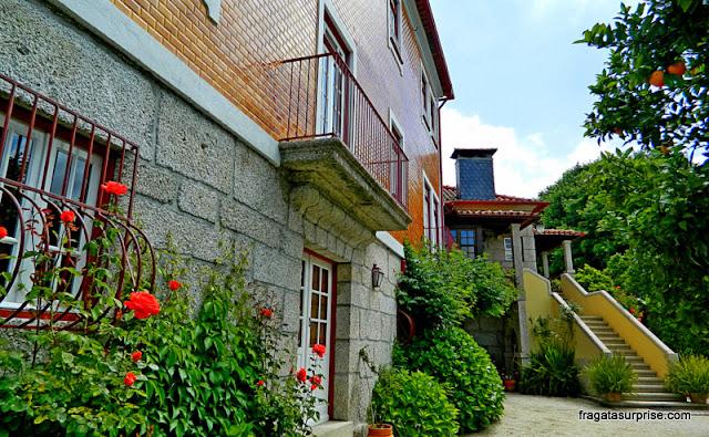 Hospedagem rural em Portugal, Casa São Faustino de Fridão, Amarante