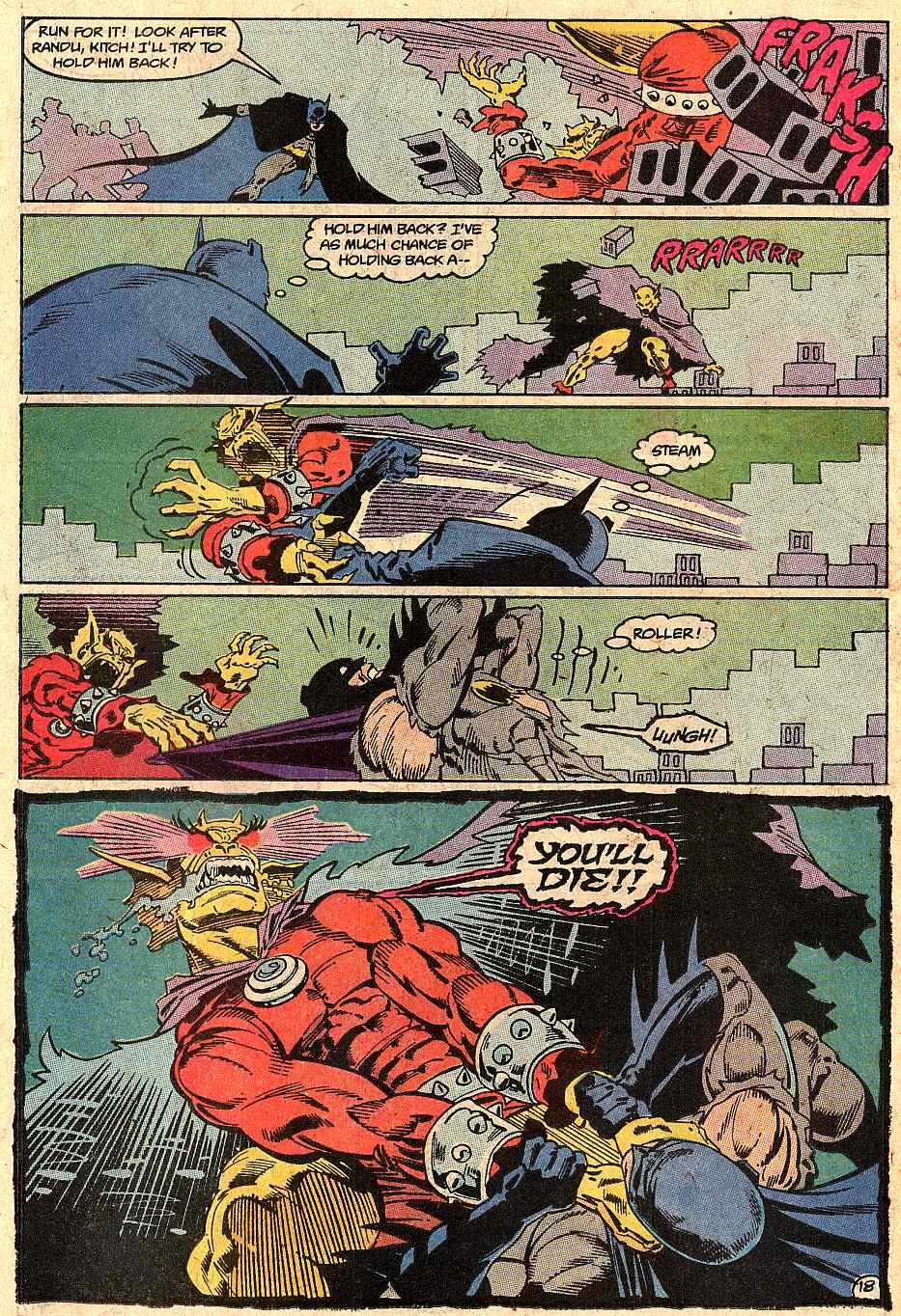 Detective Comics (1937) 603 Page 18