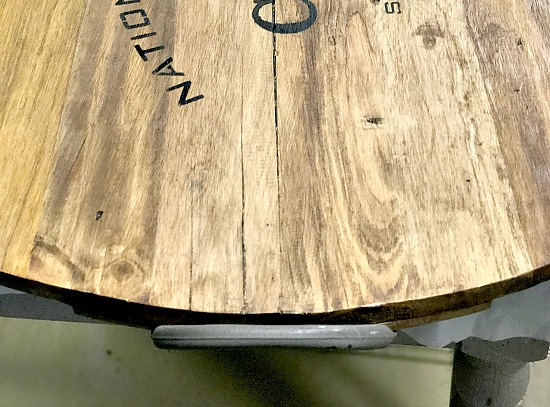 Extra Large Rustic Serving Tray