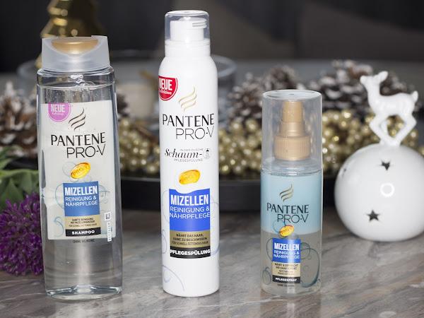 Pantene Pro-V // Mizellen Reinigung und Nährpflege