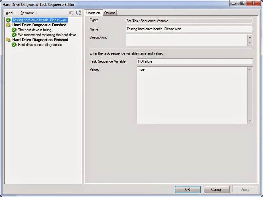 Glen Munro Network Admin: SCCM 2012 Task Sequence for