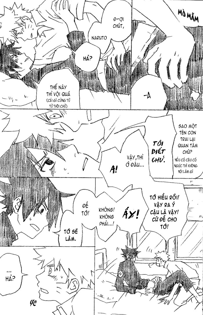 Hình ảnh  NaruSasu4ever %25252017%252520yearold%252520report 019 in Naruto Doujinshi - White paper