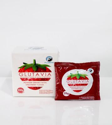 Glutavia - Collagen Terbaik Bagi Kesehatan, Kecantikan dan Ketampanan