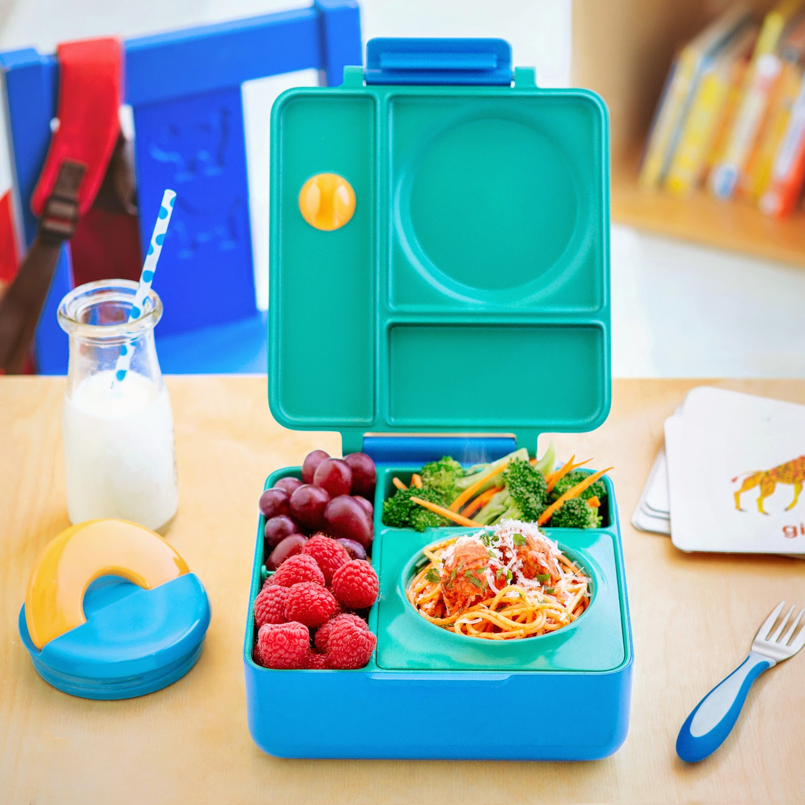 New Product Omiebox Hot Amp Cold Food In 1 Lunchbox