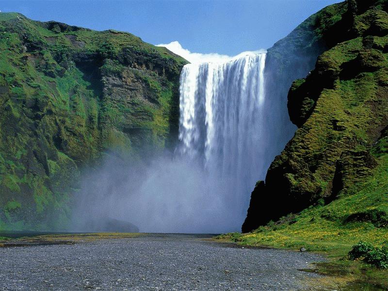 Free Waterfall Wallpapers: Large Waterfalls Images Download