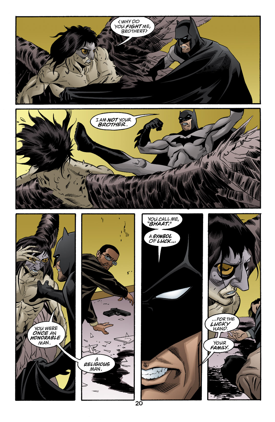 Detective Comics (1937) 769 Page 20