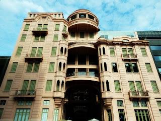 Casa de Cultura Mário Quintana, Porto Alegre - Vista Rua 7 de Setembro