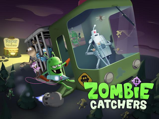 تحميل لعبة Zombie Catchers v1.0.13 مهكرة للاندرويد