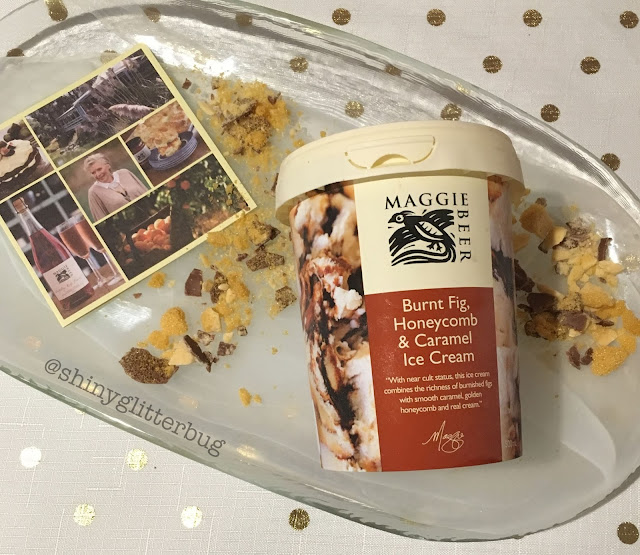 Max The Unicorn: Maggie Beer Burnt Fig, Honeycomb & Caramel Ice Cream*