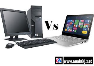 Komputer Vs Laptop, Fungsi Sama Tapi Beda