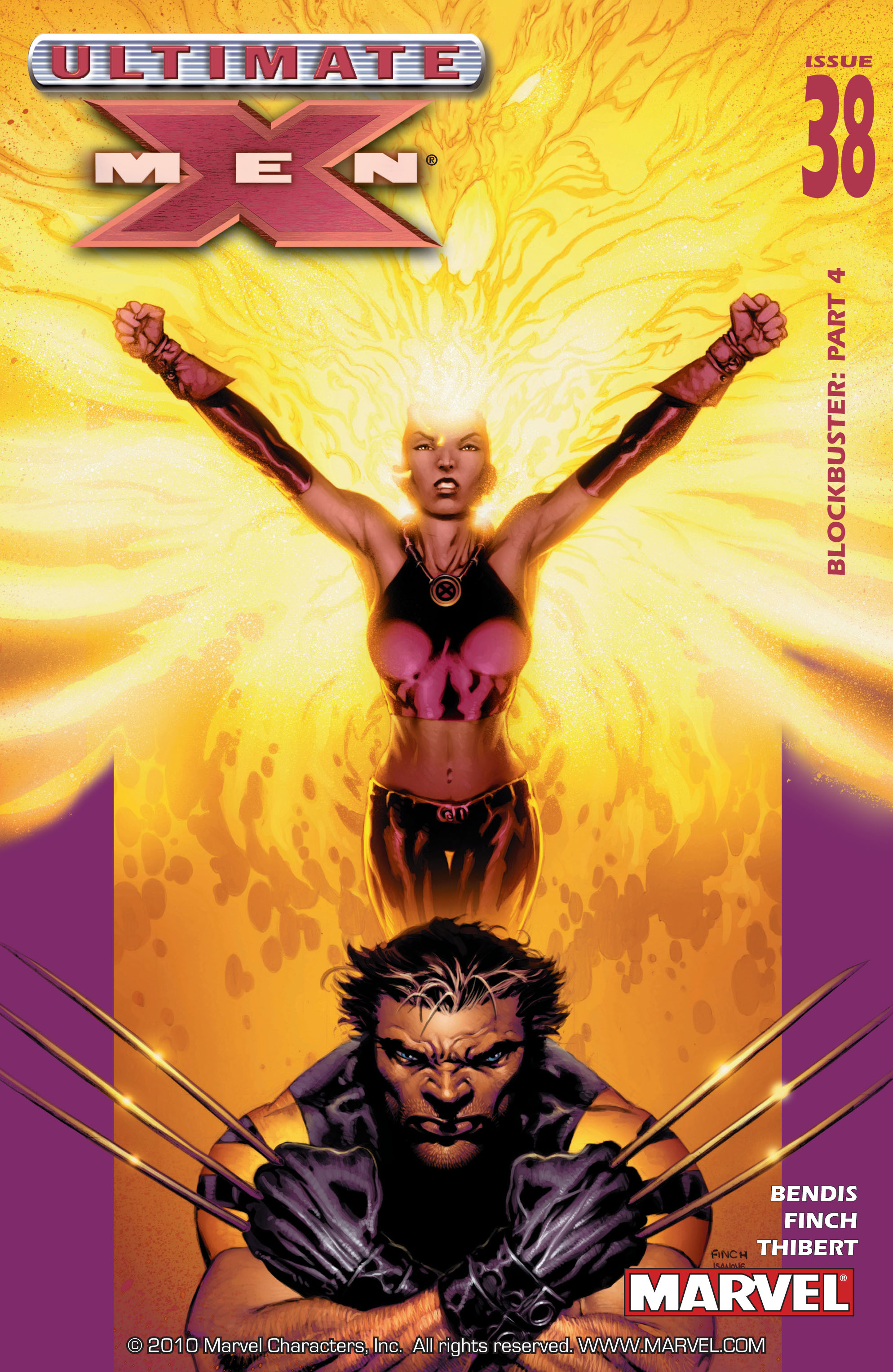 Read online Ultimate X-Men comic -  Issue #38 - 1