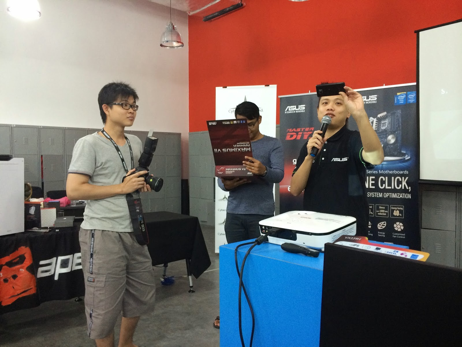 Coverage for ASUS LAN Party: DAY 3 24