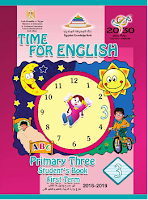 Time For ENGLISH - Primary three - Student's Book - 1 Term