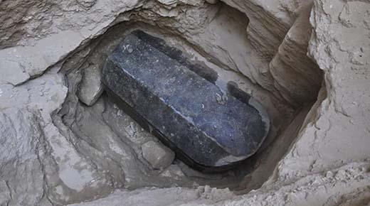 Arqueólogos acaban de desenterrar un antiguo