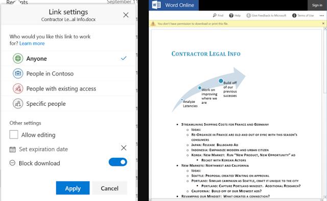 مايكروسوفت تحدث ميزة التحليلات في تطبيق ون درايف على نظام iOS و اندرويد