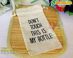 Kantong Blacu Serut My Bottle