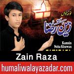 http://www.humaliwalayazadar.com/2017/10/zain-raza-nohay-2018.html