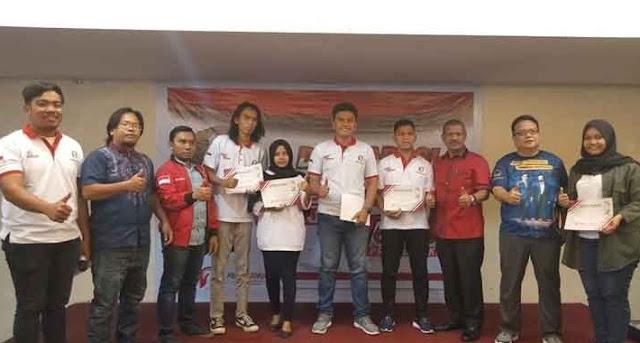 Generasi Milenial di Sumut Deklarasi Dukungan Untuk Jokowi-Ma'ruf
