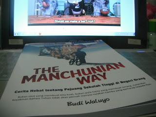 THE MANCHUNIAN WAY