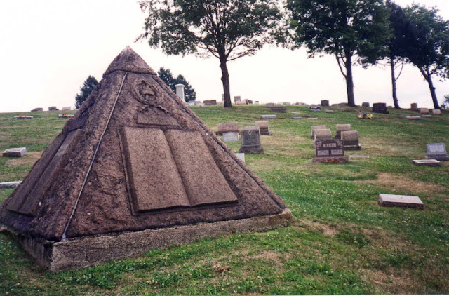 ANTI ILLUMINATI ENG: CHARLES TAZE RUSSELL FOUNDER OF THE