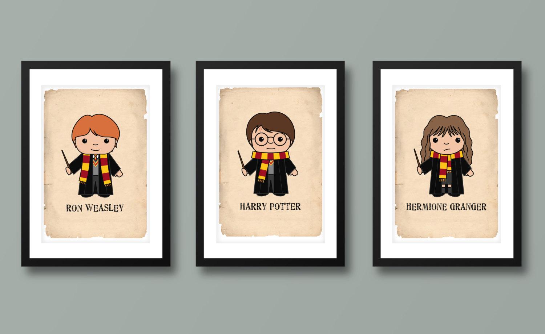 10 ideas para decorar tu habitaci n yo zombie for Harry potter cuartos decoracion