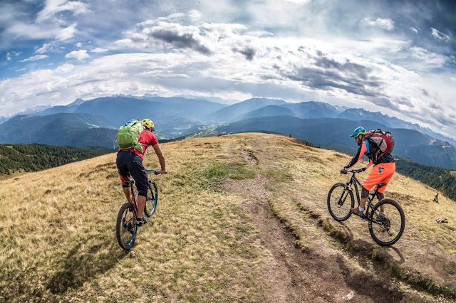 MTB Tour Kleingitsch Südtirol Brixen GPS Track Trail
