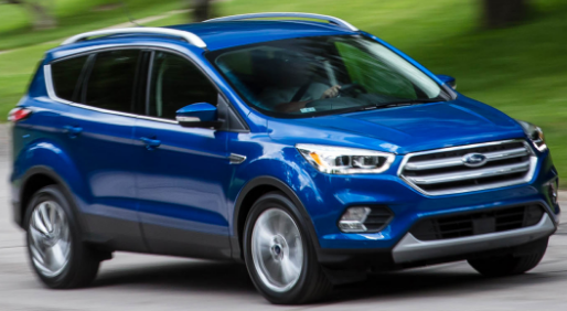 2019 new ford escape car specs release date. Black Bedroom Furniture Sets. Home Design Ideas