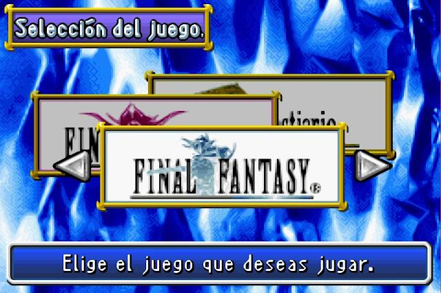 Final Fantasy I & II: Dawn of Souls - Español - Captura 2